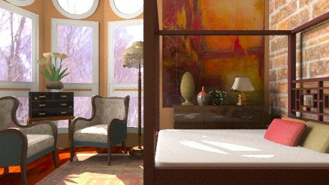 Retreat - Eclectic - by PomBom