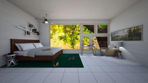 Good Morning - Bedroom  - by josh_mac