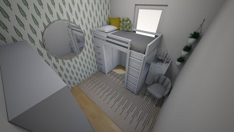 Elements Of Design Space  - Bedroom  - by 0197075