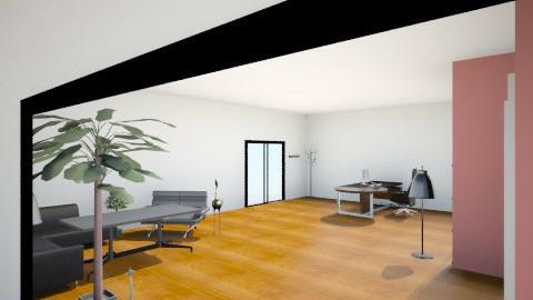 Office - Modern - Office  - by MaxsManGarage