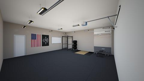 Anthonys gym - by rogue_913be643d6f5ffdba72031903b2be