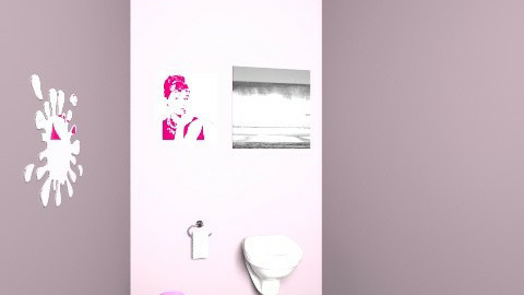 London room - Retro - Bathroom  - by Noella Louisy