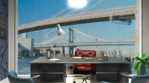 Office NY - Modern - Office  - by sahfs