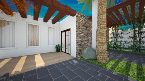 garden house - Garden - by aguss