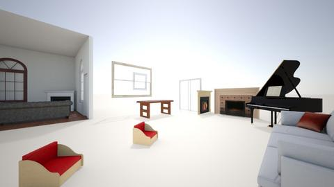 new family room - by lenoreb