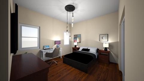 Habitacion 3 - Bedroom  - by juancruzjy