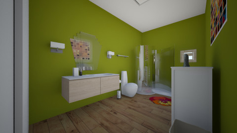 Bathroom - Glamour - Bathroom  - by nicgreen7714