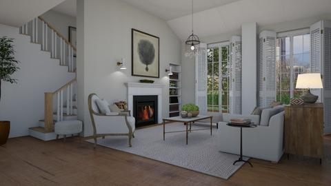 Home - Living room  - by Tuija
