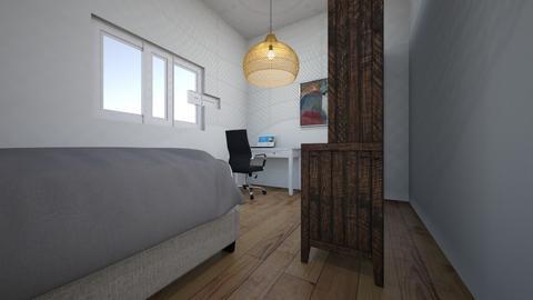 cuarto - Modern - Bedroom  - by meowboo