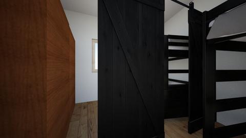Camera Ragazzi - Bedroom  - by GiudyBres