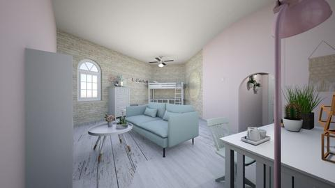 Room 1 - Bedroom  - by Rose2207