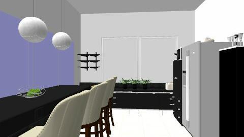cozinha - Classic - Kitchen  - by arlenepassos