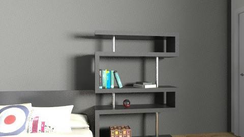 my room (ashlees) - Retro - Bedroom  - by hiyah