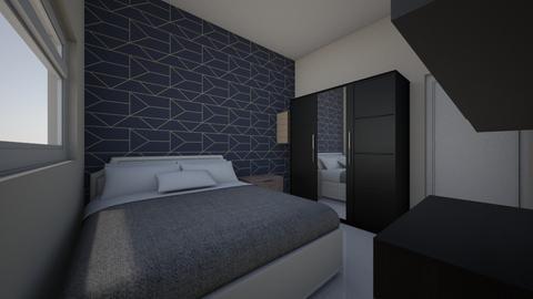 sample 4 - Bedroom - by ishan1