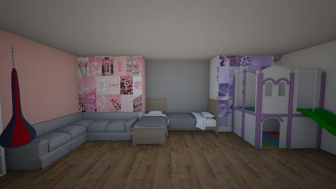 cool room 6 kids play - Kids room  - by mohm43