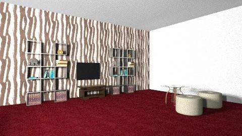 Jari - Rustic - Bedroom  - by Jariitza