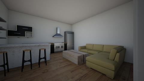 escale - Living room  - by jspeirs2221
