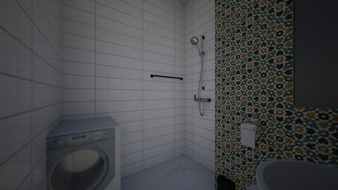 proekt - Bathroom - by flo_22