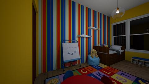 kids room - Kids room  - by Isabelle Mariotti