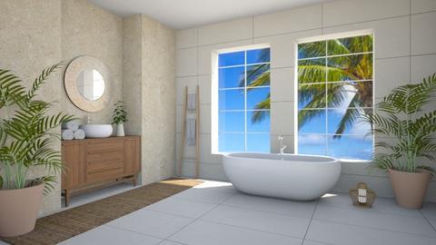 I S L A N D v i b e s - Modern - Bathroom  - by Marlisa Jansen