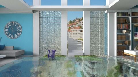 pool hangout  - Modern - by Nhezart Designs