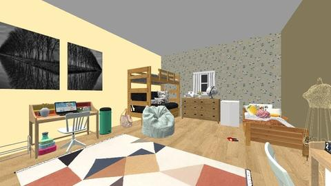 Dorm - by AnnalieseS
