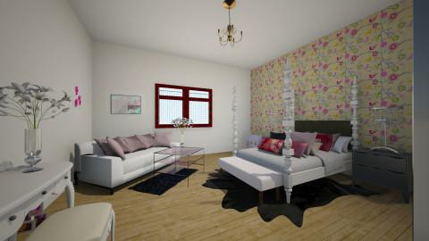 bed - Modern - Bedroom - by Jeesica