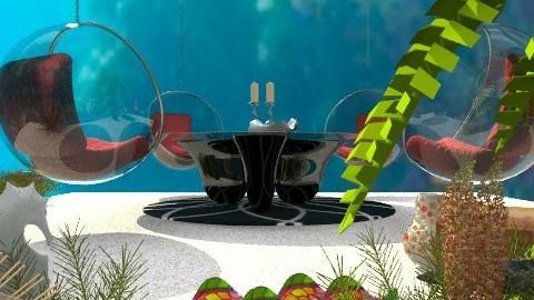 Ocean Depths - Garden  - by Open Spaces