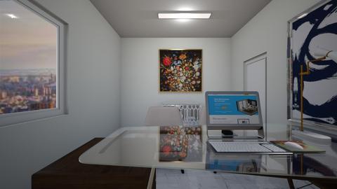 new york - Office  - by bruna matos