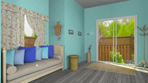 Mudroom - Country - by jessicalove