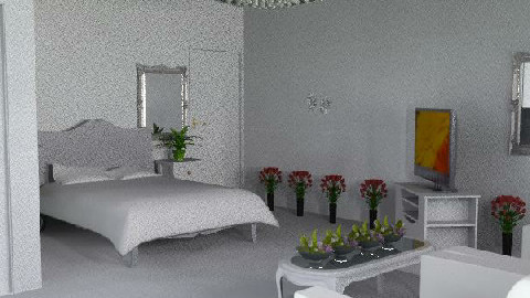 wed room - Classic - Bedroom  - by roshni
