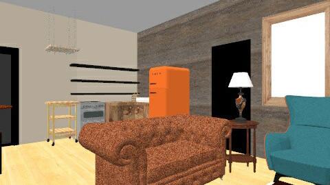VERANA RUSTIC - Rustic - Office  - by decor82