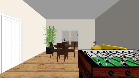 Proyect design - Office  - by Guspd01