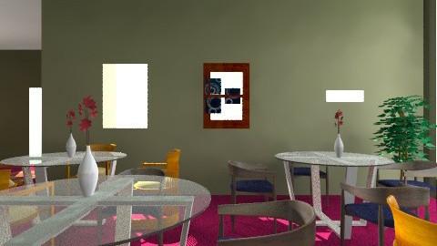 Hotel Reception Area - Modern - by Mozani
