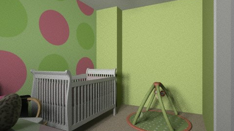 Matliy Nursery - Eclectic - Kids room - by loveerawr