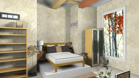 Rustic Getaway - Rustic - Living room  - by Kiss_Stain