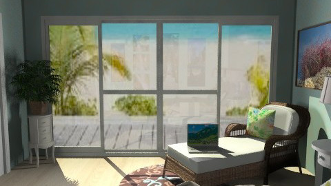 somewhere in Fiji... - Classic - Bedroom  - by sally89