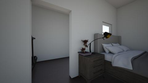 Quamel B - Modern - Bedroom  - by Quamel415