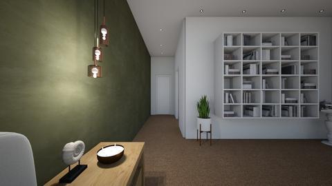bedroom - by stefaniajaram