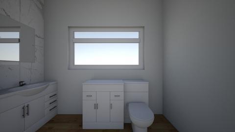 JimElm - Bathroom  - by Amyrose1991