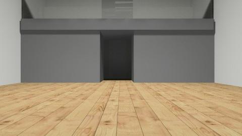 Mezzanine Hallway - by SaraxDGoesRoarr