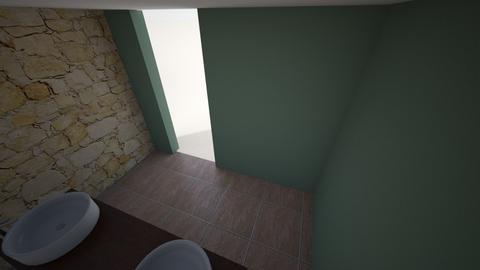 banio definitivo - Bathroom  - by irerhino
