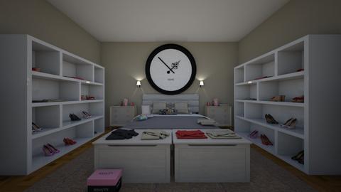 Master bedroom - Modern - Bedroom - by kasum9430