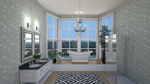cbr - Classic - Bathroom  - by steker2344