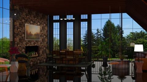 Big Windows - by Sue Bonstra