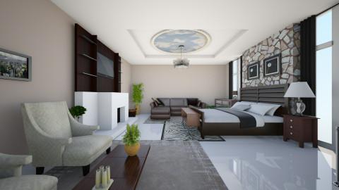 Moroom♣ - Bedroom - by Ashleymg