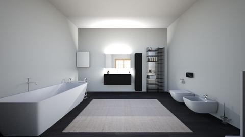Bathroom - Modern - Bathroom  - by Manolitopiesdeplagta