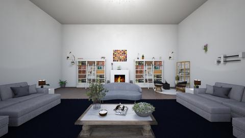 Living Room 1 - Modern - Living room  - by Rhayven1