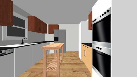 Kitchen - Kitchen  - by Kalgklemm