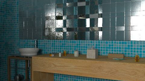 vista2 spa urbano - Eclectic - Bathroom - by sacerdote